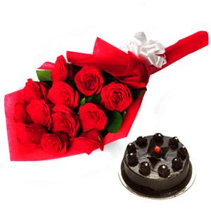 Flowers & Cakes-Precious Moment