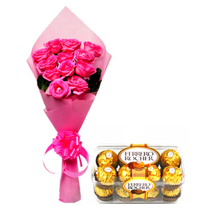 Flowers & Chocolates-From My Heart