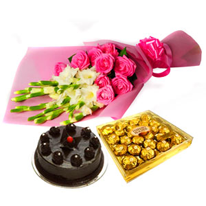 Flower Hampers-Precious Moment
