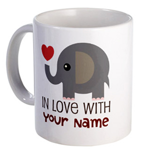 Mugs-In Love Mug