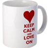 Gift Love On Mug on Valentines Day