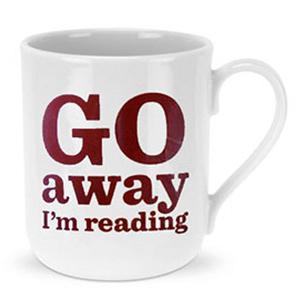 Mugs-I am Reading Mug