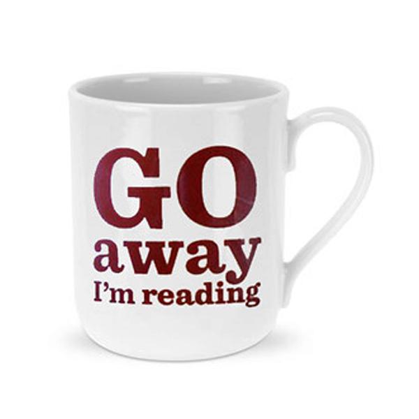 I am Reading Mug
