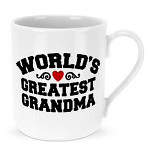 Mug for Grandmother