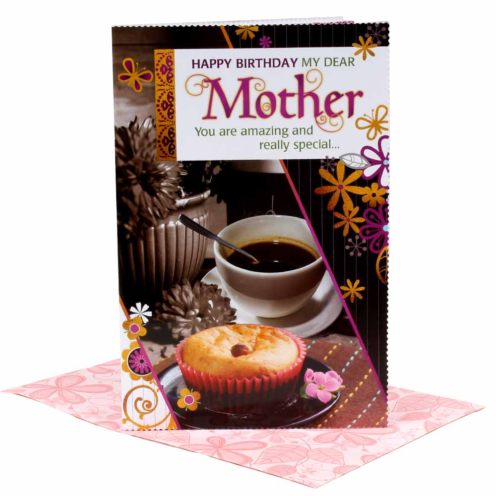 Mother Birthday Greeting Card