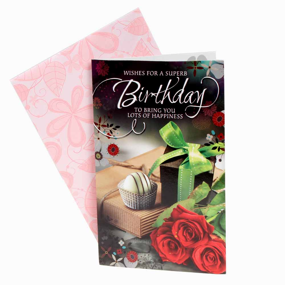 Special Birthday Greeting Card
