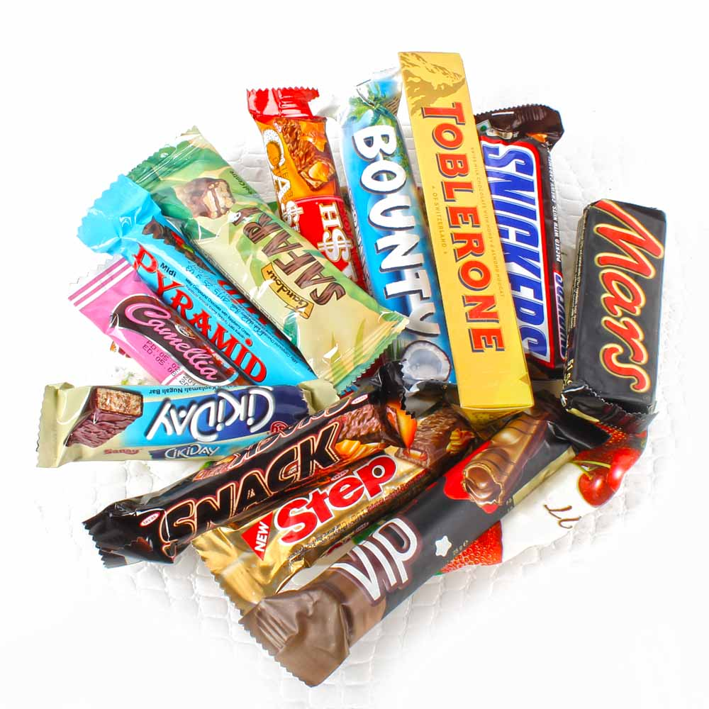 Imported Brands-Imported Assorted Chocolate