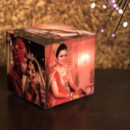 Miscellaneous-Cubelit Personalised Lamp