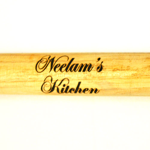Miscellaneous-Personalised Rolling Pin
