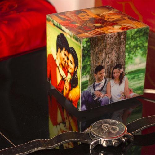 Miscellaneous-Cubelit Mini Lamp