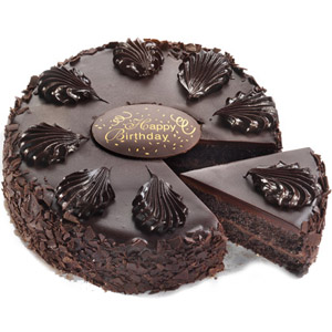 Cakes-Chocolate Mousse Torte Cake