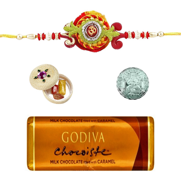 Godiva Chocolate bar Rakhi Special