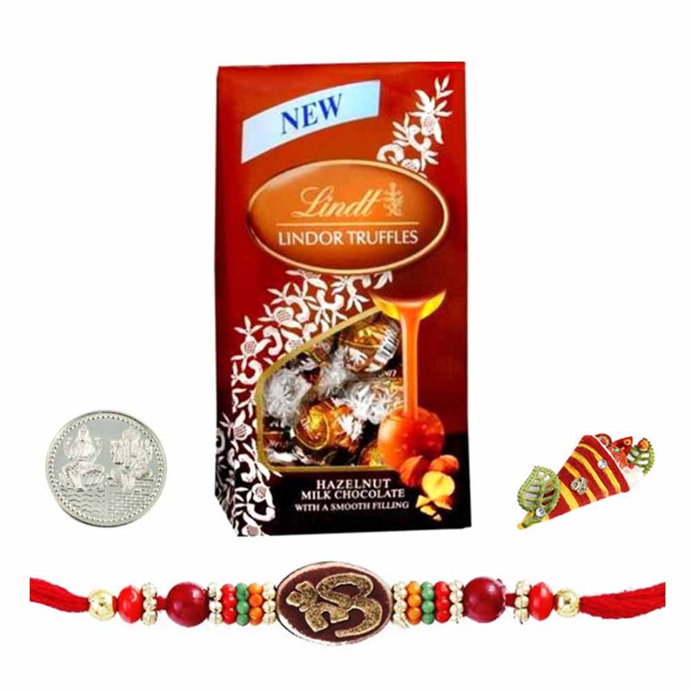 Lindt Milk Chocolate Rakhi Special