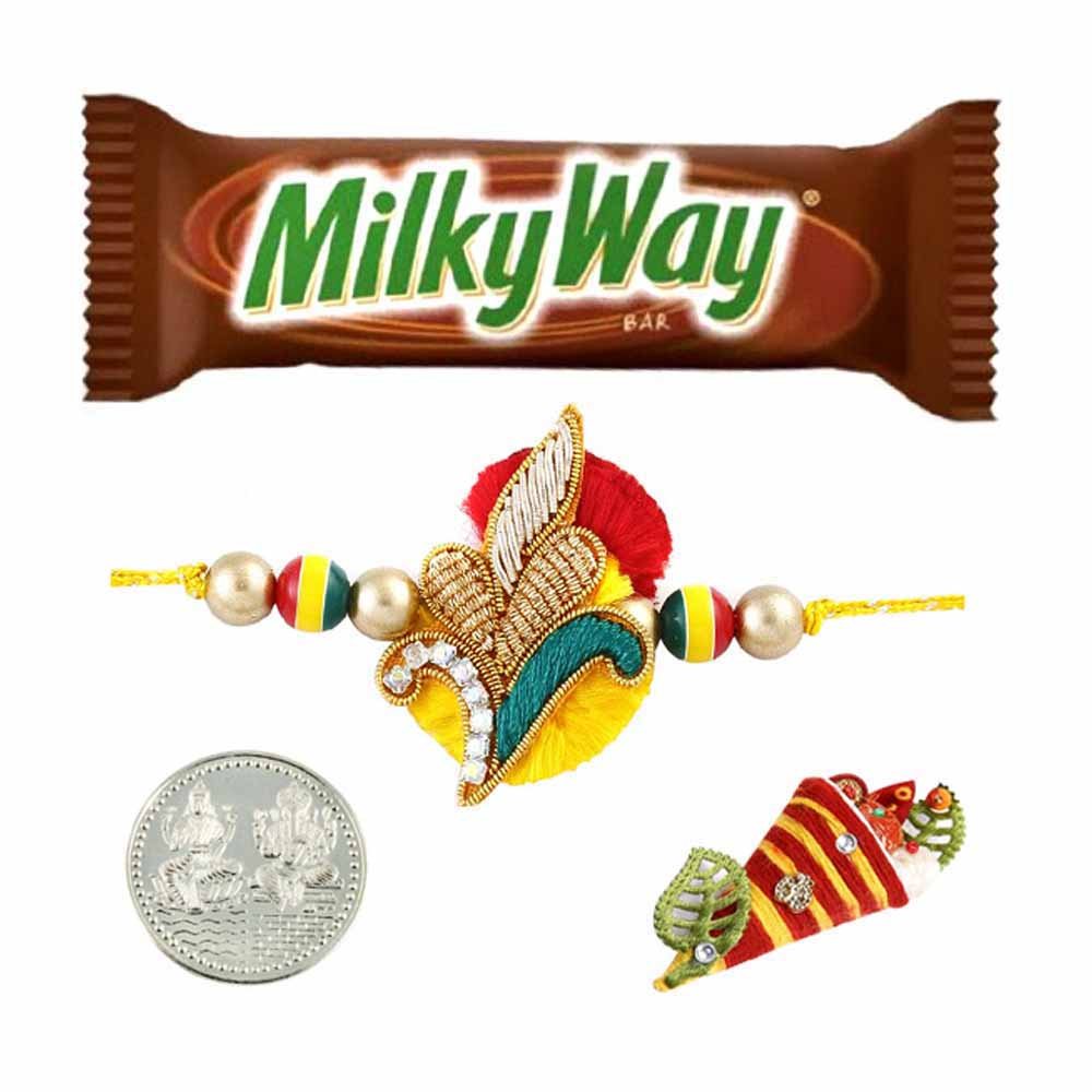 Milky Way Bar Rakhi Special
