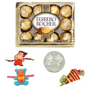 Chocolates-Kids Ferror Rocher Pack