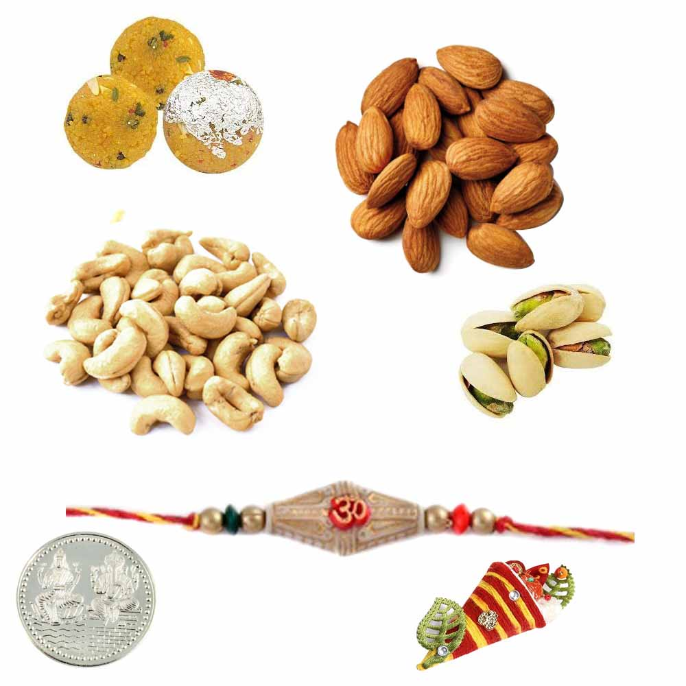 Boondi Ladoo with Assorted Dryfruits