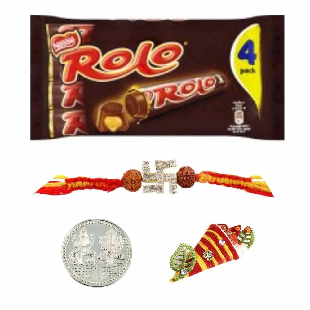 Nestle Rolo 4 Pack Rakhi Special