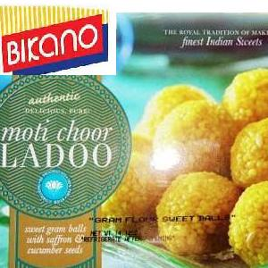 Bikano Motichoor Ladoo