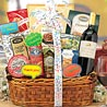 Cliffside Cabernet Thank You Assortment Gift Basket