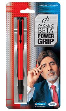 Parker Beta Powergrip Ball Pen