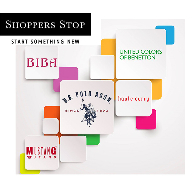 Shoppers' Stop Gift Card - INR 1000