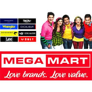 Megamart Gift Vouchers