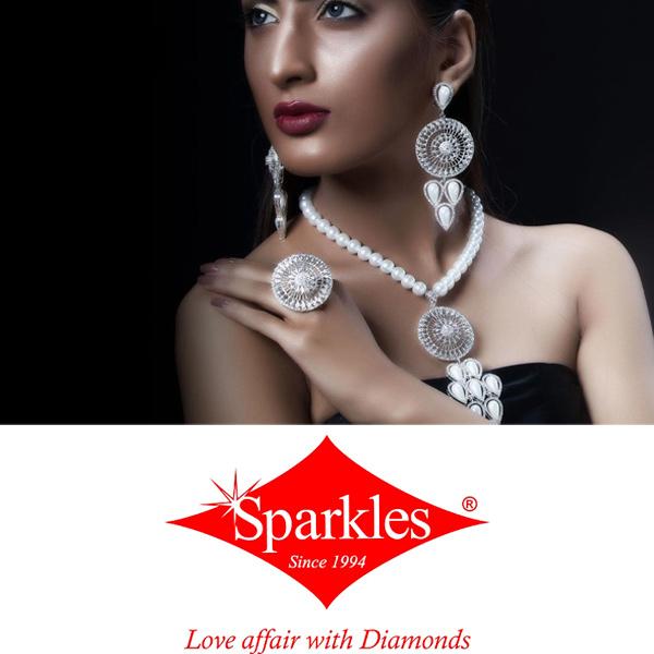 Sparkles Diamond Jewellery Gift Voucher