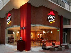 Fast Food Gift Vouchers-Pizza Hut Gift Voucher
