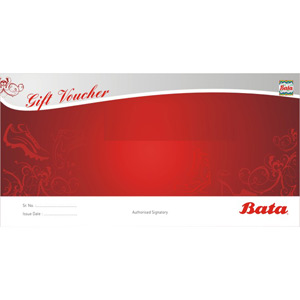 Fashion Accessories Gift Voucher-Bata India Gift Voucher