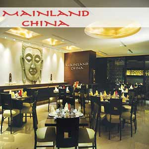 Restaurants & Fine Dining-Mainland China Gift Voucher