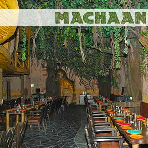 Restaurants & Fine Dining-Machaan Gift Voucher