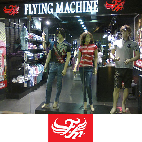 Apparel Gift Vouchers-Flying Machine Gift Card