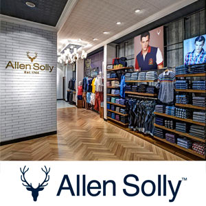 Apparel Gift Vouchers-Allen Solly Gift Card 2000