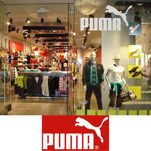 Sports Gift Vouchers-Puma Gift Card