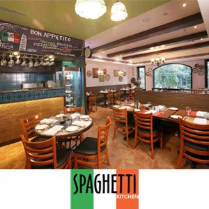 Restaurants & Fine Dining-Spaghetti Kitchen Gift Card
