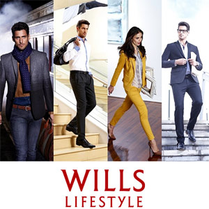 Apparel Gift Vouchers-Wills Lifestyle Gift Certificate