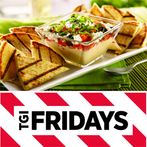 TGI Friday's Gift Voucher