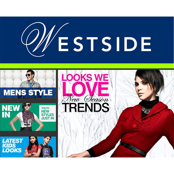 Westside Gift Card - INR 2000