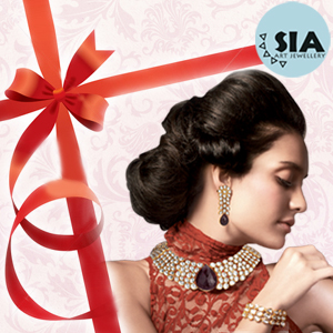 Jewellery Gift Voucher-Sia Art Jewelry Gift Voucher