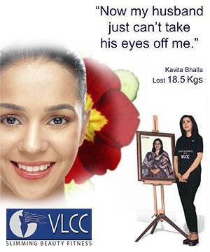 Health & Beauty Gift Vouchers-VLCC Gift Voucher