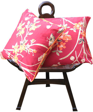 Spring Of Life Cushion Cover