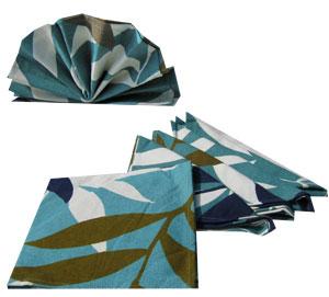 Jade Beach Napkin Set