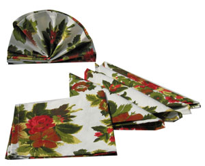 Floral Paradise Napkin Set