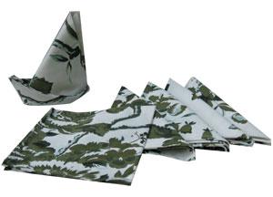 Sailors Green Napkin Set
