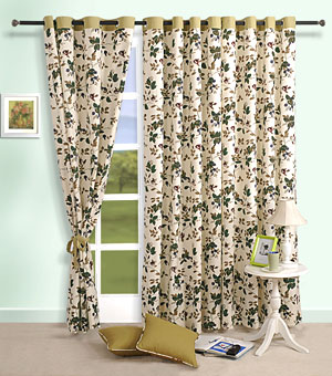 Autumn Days Door Curtain
