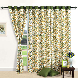 After Rain Freshness Door Curtain