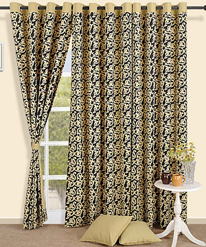Classic and Classy Window Curtain