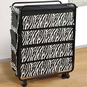 Stripes of Tiger Multi-Purpose Rack