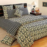 Elegance Royale Comforter and Double Bedsheet Set