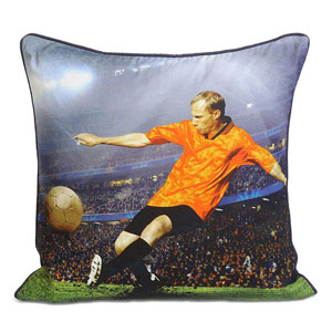 Football Cushion Cover